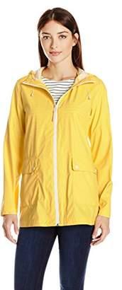 Cole Haan Women's Water Resistant Anorak Jacket