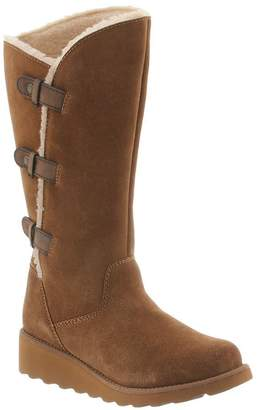BearPaw Womens Hayden Winter Boot Hickory Size 9