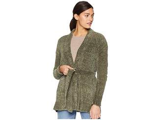 Tribal Long Sleeve Sweater Cardigan Women's Sweater