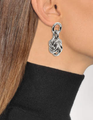 Alexander Wang Small Knot earrings
