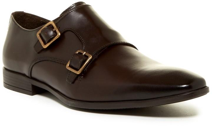 A. TestoniA. Testoni Double Monk Strap Shoe