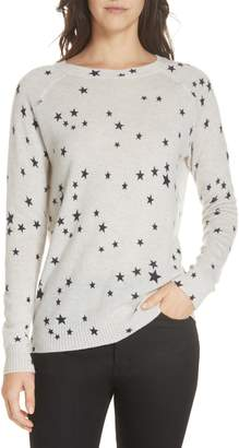 Autumn Cashmere Star Cashmere Sweater