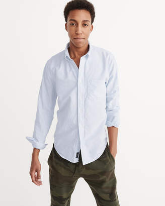 Abercrombie & Fitch Tall Oxford Shirt