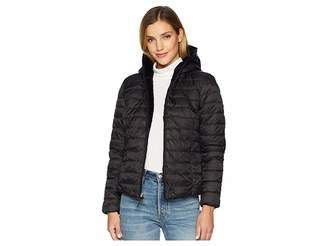 Andrew Marc Melrose Reversible To Fur Short Packable Puffer