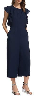 Whistles Zyta Frill Jumpsuit