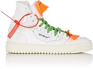 Off-White Women's 3.0 Leather & Canvas Sneakers