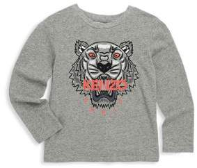 Kenzo Toddler's, Little Girl's and Girl's Cotton Tee
