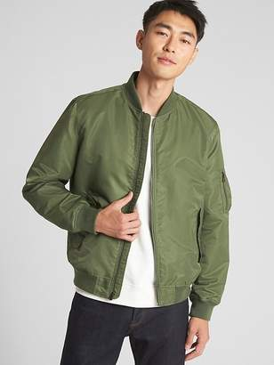 Gap Lightweight Bomber Jacket