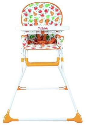 My Babiie MBHC1AP Soft Comfortable Highchair