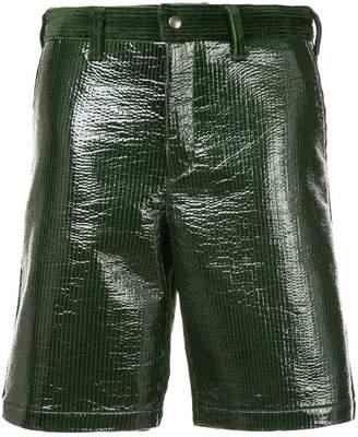 Undercover corduroy shorts