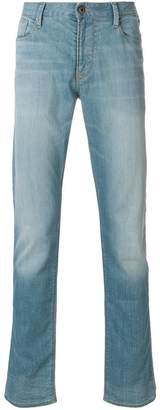 Emporio Armani classic straight-leg jeans