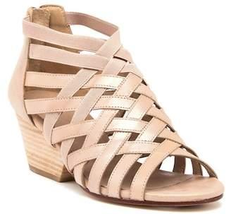 Eileen Fisher Oodle Metallic Sandal