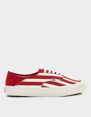 Vans Vault By OG Style 43 LX Sneaker in Racing Red
