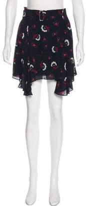 A.L.C. Silk Mini Skirt
