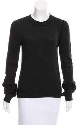 Proenza Schouler Wool-Blend Crew Neck Sweater