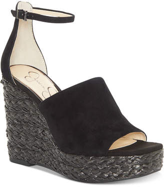 Jessica Simpson Suella Espadrille Wedge Sandals Women's Shoes