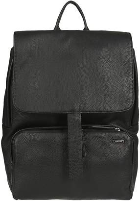 Zanellato Top Flap Backpack