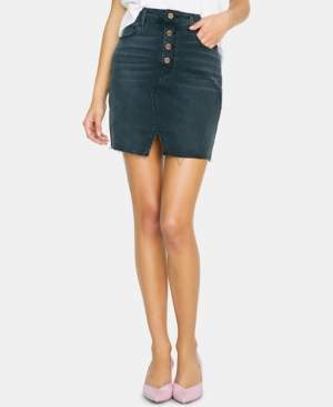 Sanctuary Indie Denim Mini Skirt