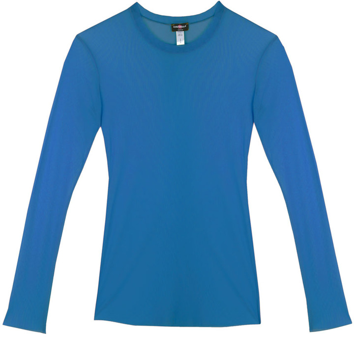 Cosabella Moulin Solid Long Sleeve Top