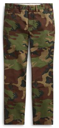 Ralph Lauren Slim Fit Camo Cotton Chino
