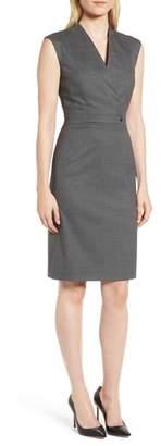 BOSS Difara Minidessin Dress