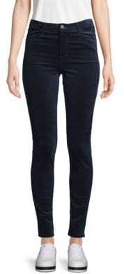 J Brand Maria High-Rise Pants