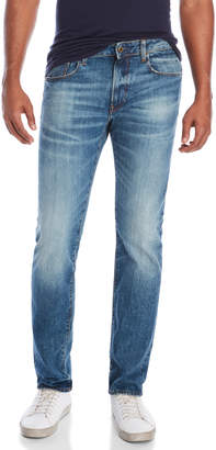 G Star Raw 3301 Slim Straight Fit Jeans