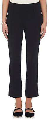 Lisa Perry Women's Ponte-Knit Crop Trousers