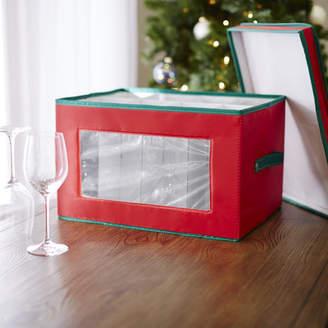 Wayfair Basics Jolly Stemware Storage Box