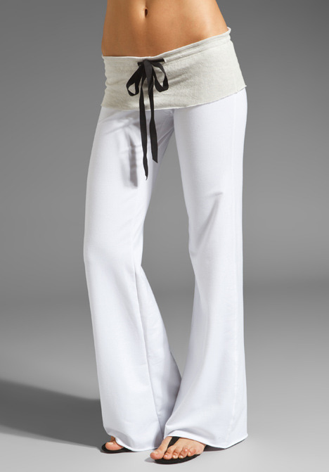 Tylie French Terry Wide Leg Sweats