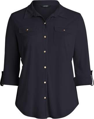 Ralph Lauren Roll-Tab-Sleeve Shirt