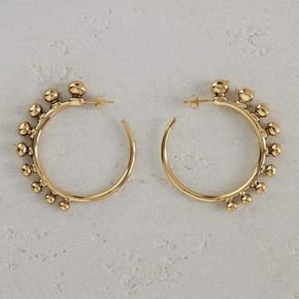 """Maje Hoop earrings """"Arty"""""""