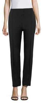 Escada Tuska Jersey Side Zip Pants