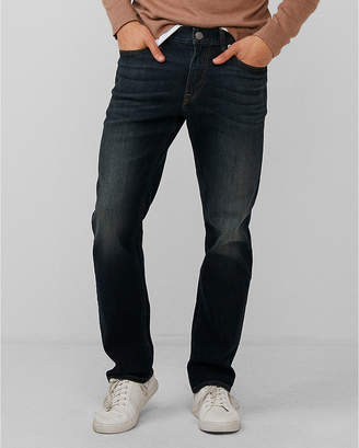Express Classic Boot Dark Wash Stretch+ Eco-Friendly Jeans