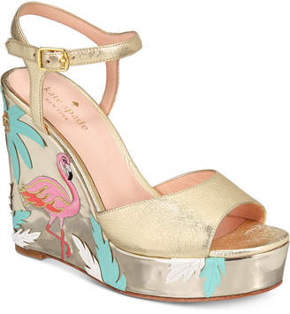 Kate Spade Darie Wedge Sandals
