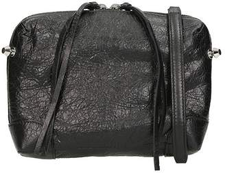 Balenciaga Reporter Xs Chain Leather Shoulder Bag
