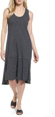 Caslon Drop Waist Jersey Dress