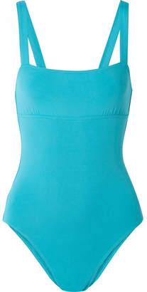 Eres Les Essentiels Alibi Swimsuit - Azure