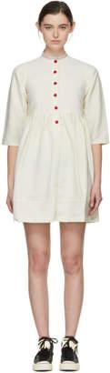 Visvim Off-White Lancaster Dress