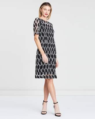 Shapeshifter Shift Dress