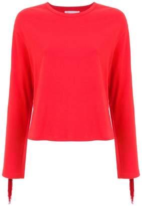 Nk fringed blouse