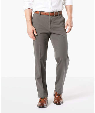 Dockers Classic Fit Workday Khaki Smart 360 Flex Pants D3 Flat Front