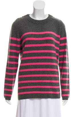 Chinti and Parker Patterned Cashmere Sweater