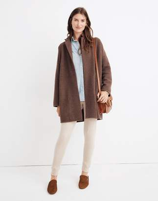 Madewell Chilton Sweater-Coat