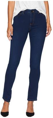 FDJ French Dressing Jeans Petite Comfy Denim Wonderwaist Suzanne Slim Leg in Indigo Women's Jeans