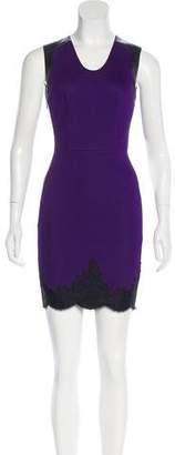 Robert Rodriguez Sheath Mini Dress