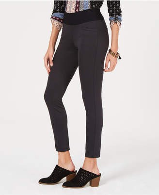 Style&Co. Style & Co Mid-Rise Ponte-Knit Leggings