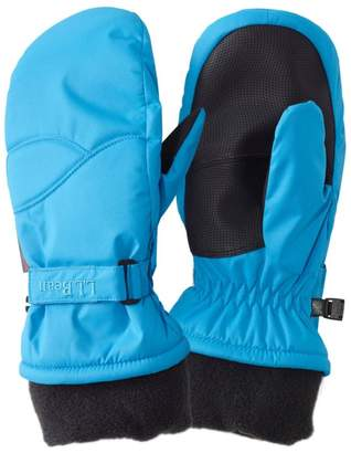 L.L. Bean L.L.Bean Kids' Cold Buster Waterproof Mittens