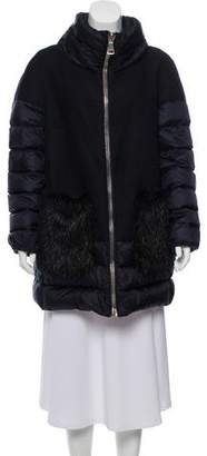 Moncler Fayrac Down Coat
