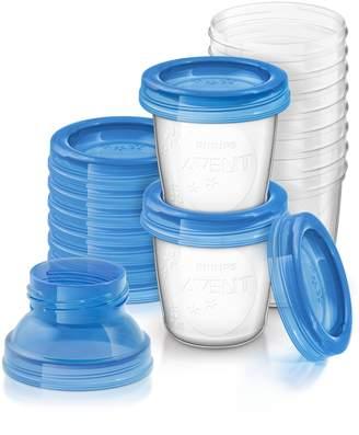 Philips Breast Milk Storage Starter Set, SCF618/10